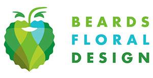 Beards Floral Wichita Logo