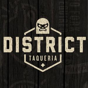 District Taqueria Wichita Logo