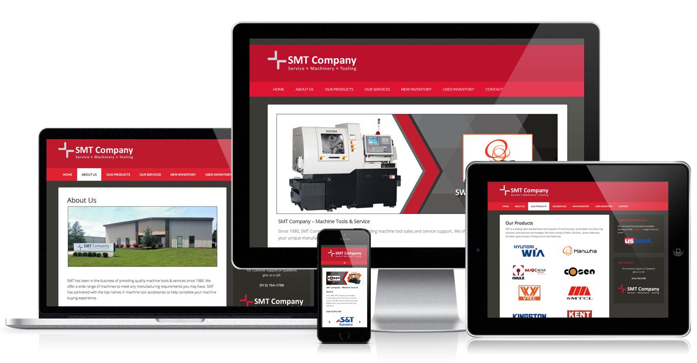Smt Company Website Wichita Web Design Wichita Design Company